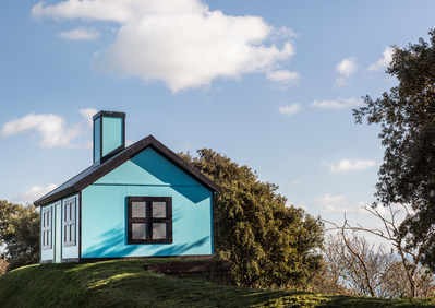 Holiday home (Blue), 2017