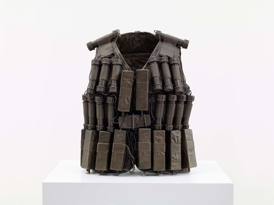 Life and Death Vest II, 2017
