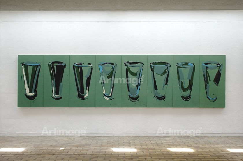 Empty Glasses, 2008