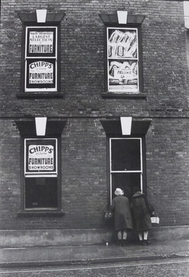 Chipps, Ludlow, 1969 By Paul Hill