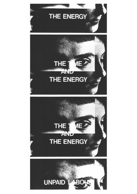 The Time and the Energy, 1982  By Marie Yates
