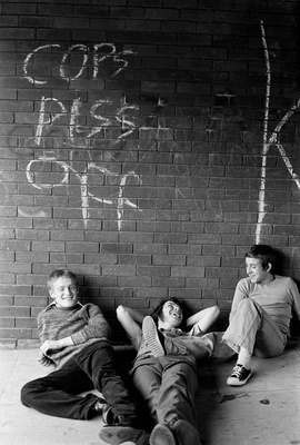 Youth Unemployment, 1981