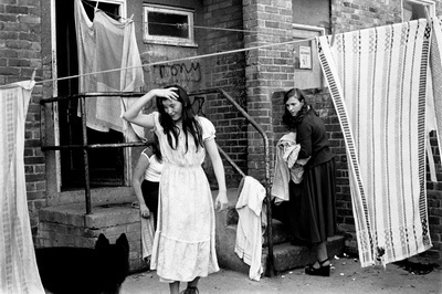 Youth Unemployment, 1981 By Tish Murtha