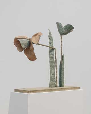The Wounded Tulip (iii), 2012 By Georgie Hopton