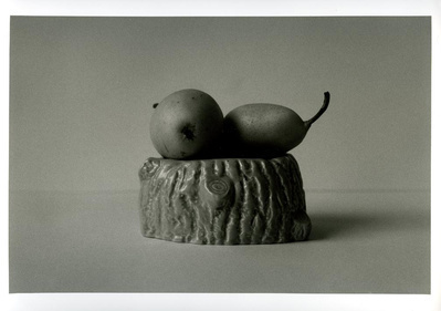 Still Life With Pears, 2002 By Georgie Hopton