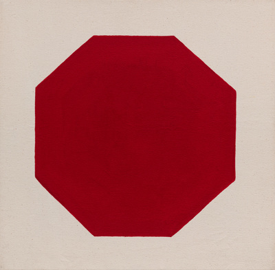 Octagon (red), 2018