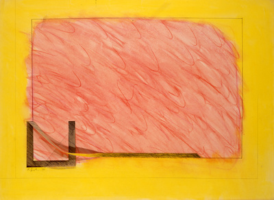 Pink and Yellow, 1970