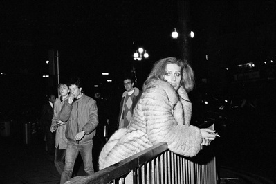 Linda, London by night, 1983