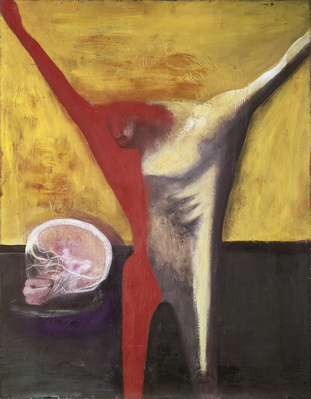 The Crucifixion, 1933 By Francis Bacon