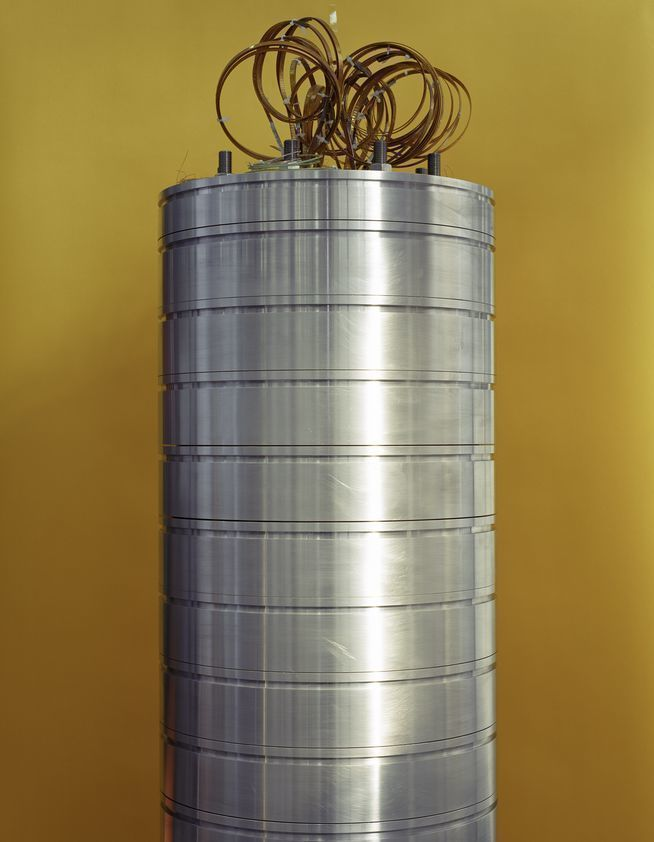 Superconducting Magnet, Deep Blue Series, 1997