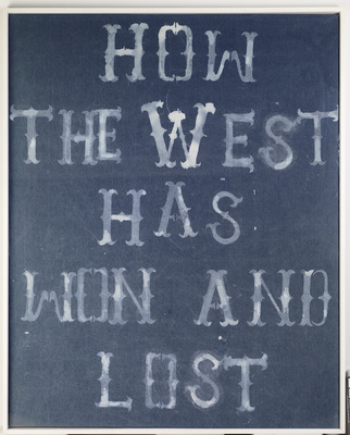 How the West Has Won and Lost, 1999