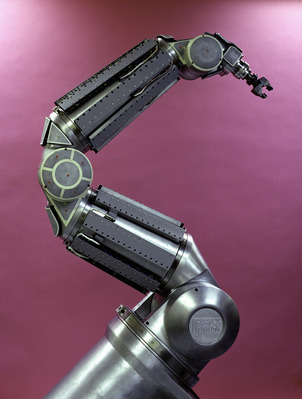 Robotic Arm, Deep Blue Series, 1997