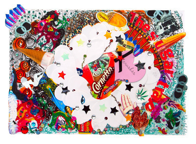 Love Hearts, 2006 By Chila Kumari Singh Burman