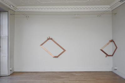 Installation view, Domobaal Gallery, 2018 By Neil Zakiewicz