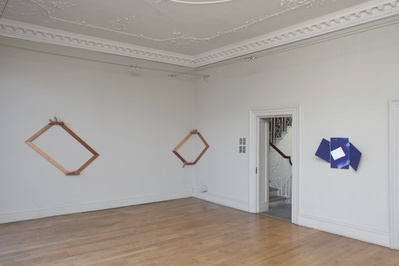 Installation view, Domobaal Gallery, 2018