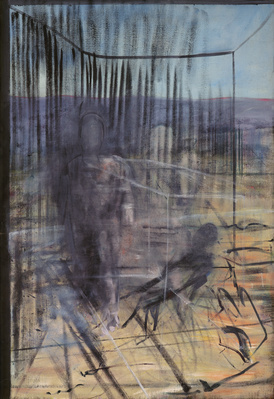 'Figures in a Landscape', c.1952