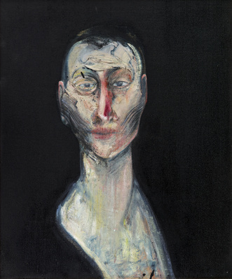 Portrait of Lisa, 1957
