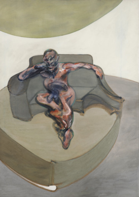 Portrait, 1962 By Francis Bacon