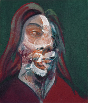 Three Studies of Isabel Rawsthorne, 1966 By Francis Bacon