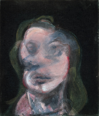 'Study for Portrait', c.1961 By Francis Bacon