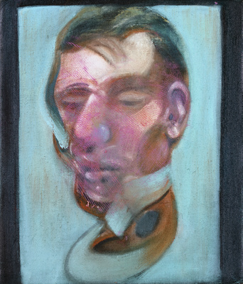 Three Studies for Self-Portrait, 1980 By Francis Bacon