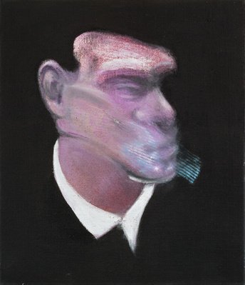 Study for Portrait of John Edwards, 1989