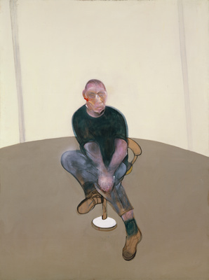 Study for a Self-Portrait – Triptych, 1985-86