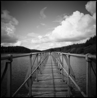 Kennick Reservoir, Devon, 2010