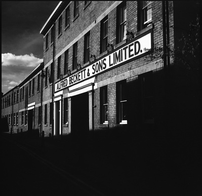 Afred Becket & Sons Limited, Sheffield, 2013