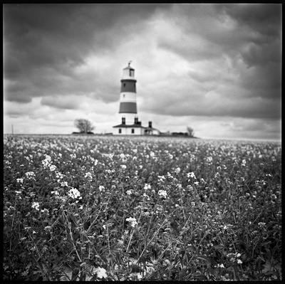 Happisburgh Lighthouse III, Norfolk, 2013
