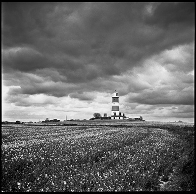 Happisburgh Lighthouse IV, Norfolk, 2013
