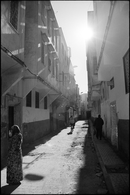 Light, The Medina, Fes, Morocco, 2017