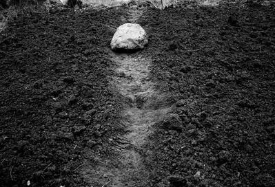 The Sailing Stone ( after Edward Sheriff Curtis), 1999
