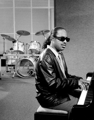 Stevie Wonder, Birmingham, UK, 1989