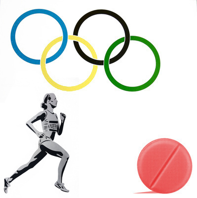 New Logo for the Olympic Doping Team, 2015