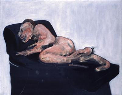 Sleeping Figure, 1959
