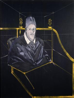 Study for a Portrait, 1953 By Francis Bacon