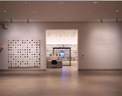 Pharmacy 1992 - Installed at the Dallas Museum of Art July -... By Damien Hirst