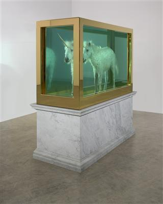The Child's Dream, 2008  By Damien Hirst