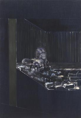 Sphinx III, 1954   By Francis Bacon