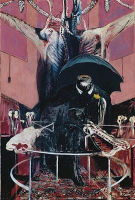 Painting 1946 By Francis Bacon