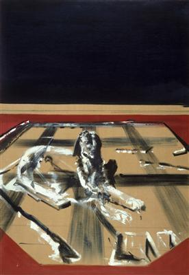Sphinx II, 1953 By Francis Bacon