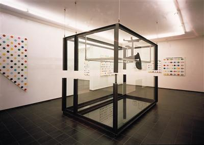 The Acquired Inability to Escape (Inverted and Divided), 199... By Damien Hirst