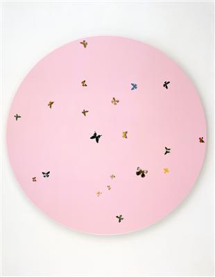 I Love This Life, 1999 By Damien Hirst