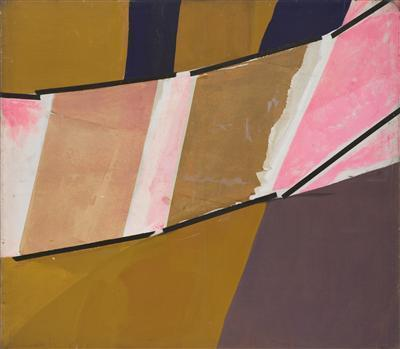 Brown and Pink, 1970