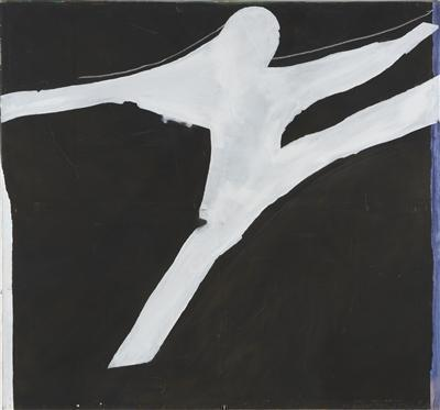 Swimmer, 1985 By Sandra Blow