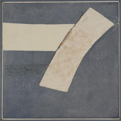 Blue and White, 1983