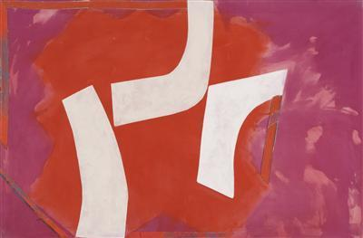Red Collage, 1990-97