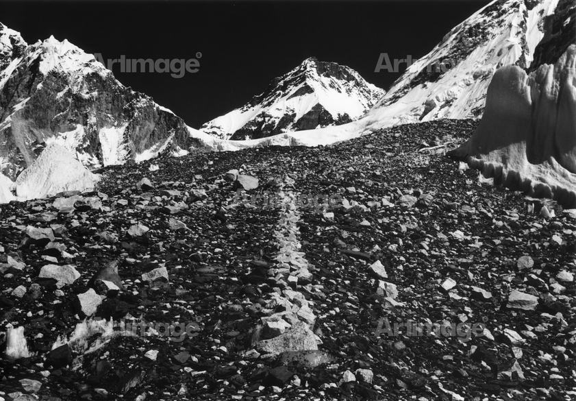 A Line in the Himalayas, 1975