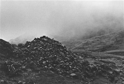 A Thousand Stones Added to the Footpath Cairn, 1974